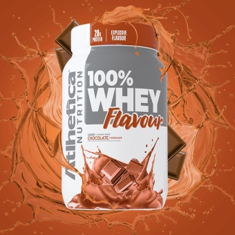 100% WHEY FLAVOUR | CHOCOLATE (900g)