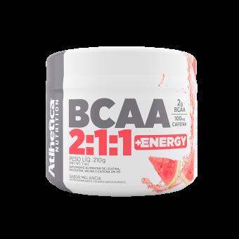 BCAA 2:1:1 +ENERGY | MELANCIA (210G)