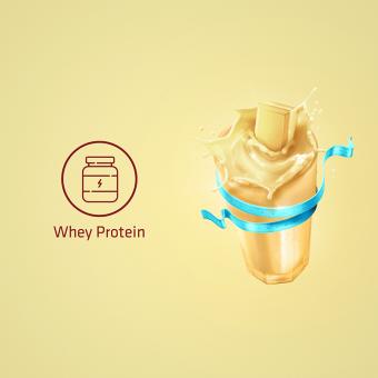 BEST DIET | MILKSHAKE BAUNILHA (350G)