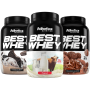 BEST WHEY 900G  TODOS SABORES