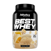 BEST WHEY 900G BANANA CREAM
