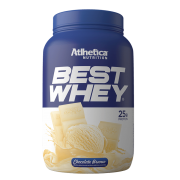 BEST WHEY 900G CHOCOLATE BRANCO