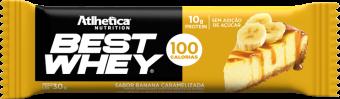 BEST WHEY BAR | BANANA CARAMELIZADA (1 UNIDADE)