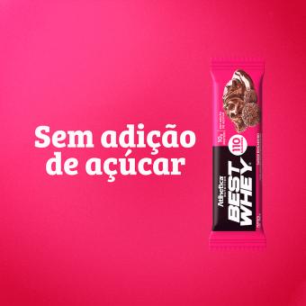 BEST WHEY BAR | BRIGADEIRO (1 UNIDADE)