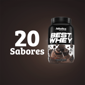 BEST WHEY | CHOCOLATE BROWNIE (900G)
