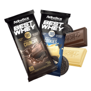 BEST WHEY CHOCOLATE PROTEICO LACTOSE FREE 25G  TODOS SABORES