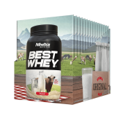 BEST WHEY | ORIGINAL (DISPLAY 15 SACHÊS)