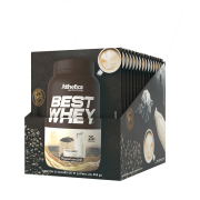 BEST WHEY | ORIGINAL & CAFÉ (DISPLAY 15 SACHÊS)