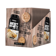 BEST WHEY | PEANUT BUTTER (DISPLAY 15 SACHÊS)