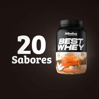 BEST WHEY | DOCE DE ABÓBORA COM COCO (900G)