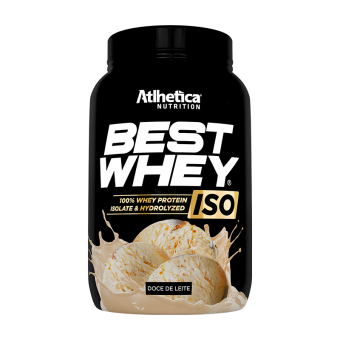 BEST WHEY ISO | DOCE DE LEITE (900G)