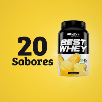 BEST WHEY | MILHO VERDE (900G)