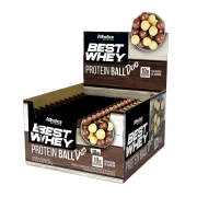 BEST WHEY PROTEIN BALL DISPLAY COM 12 SACHÊS DUO