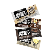 BEST WHEY PROTEIN BALL EXPERIENCE KIT 4 SABORES