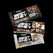BEST WHEY PROTEIN BALL SACHÊ 50G