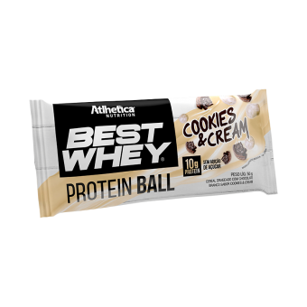 BEST WHEY PROTEIN BALL | COOKIES N' CREAM (1 UNIDADE)