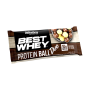 BEST WHEY PROTEIN BALL SACHÊ DOSE ÚNICA 50G DUO