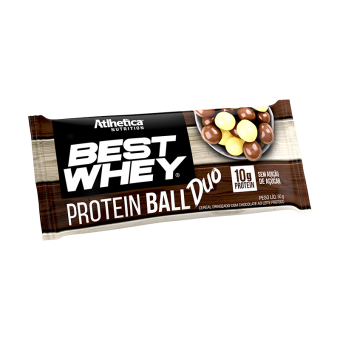 BEST WHEY PROTEIN BALL | DUO (1 UNIDADE)