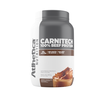 CARNITECH 100% BEEF PROTEIN | CHOCOLATE (900G)