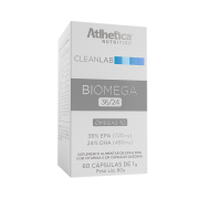 CLEANLAB® BIOMEGA TG 36/24 60 SOFTGEL
