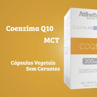 COQ10 200 MG | (60 CÁPSULAS)