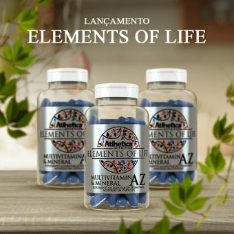 ELEMENTS OF LIFE®   A-Z MULTIVITAMÍNICO (60 CÁPSULAS)