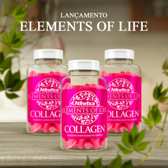 ELEMENTS OF LIFE® | COLLAGEN (60 CÁPSULAS)