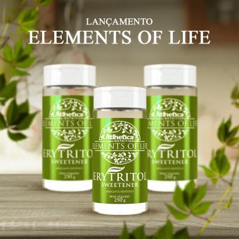ELEMENTS OF LIFE® | ERYTRITOL NATURAL (250 G)