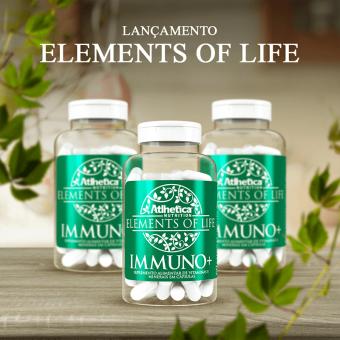 ELEMENTS OF LIFE® | IMMUNO + (60 CÁPSULAS)