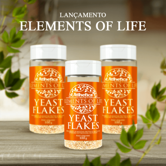 ELEMENTS OF LIFE® | YEAST FLAKES (100 G)