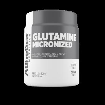 GLUTAMINE MICRONIZED | (300G)