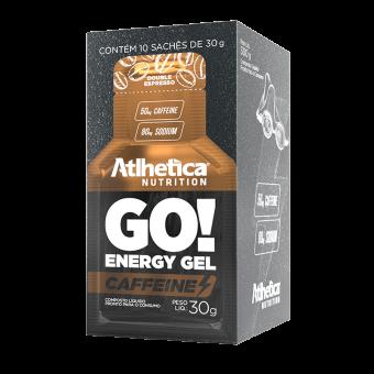 GO! ENERGY GEL CAFFEINE | DOUBLE ESPRESSO (DISPLAY 10 SACHÊS)