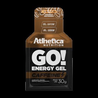 GO! ENERGY GEL CAFFEINE | DOUBLE ESPRESSO (1 UNIDADE)