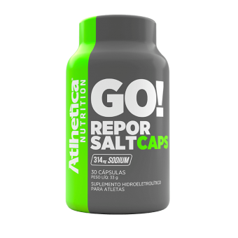GO! REPOR SALT CAPS | (30 CÁPSULAS)