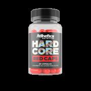 HARDCORE RED CAPS 20 CÁPSULAS