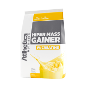 HIPER MASS GAINER W/ CREATINE 1.5KG BANANA