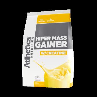 HIPER MASS GAINER W/ CREATINE | BANANA (1,5KG)
