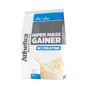 HIPER MASS GAINER W/ CREATINE 1.5KG BAUNILHA