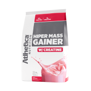 HIPER MASS GAINER W/ CREATINE 1.5KG MORANGO