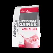 HIPER MASS GAINER W/ CREATINE 1.5KG MORANGO