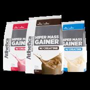 HIPER MASS GAINER W/ CREATINE 1,5KG  TODOS SABORES