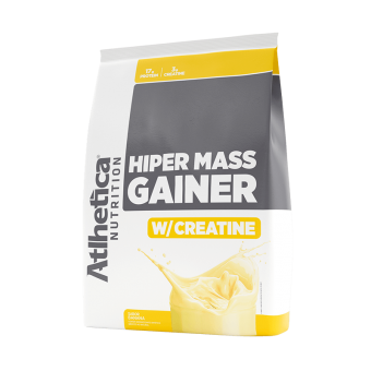HIPER MASS GAINER W/ CREATINE | BANANA (3KG)
