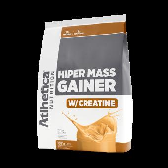 HIPER MASS GAINER W/ CREATINE | DOCE DE LEITE (3KG)
