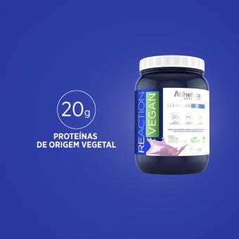 REACTION VEGAN | MORANGO (720G)