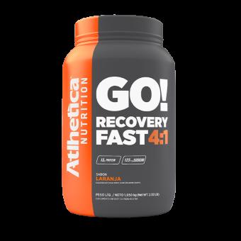 GO! RECOVERY FAST 4:1 | LARANJA (1.050KG)