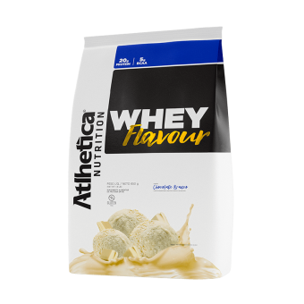 WHEY FLAVOUR | CHOCOLATE BRANCO (850G)