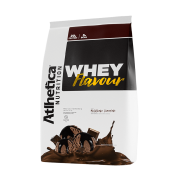 WHEY FLAVOUR® 850G MILK-SHAKE DE CHOCOLATE