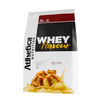 WHEY FLAVOUR | SALTED CARAMEL (850G)