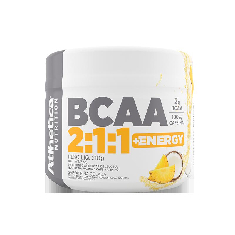 BCAA 2:1:1 +ENERGY | PINÃ COLADA (210G)