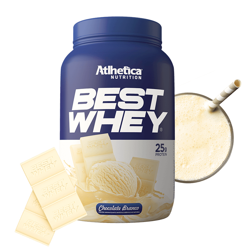 BEST WHEY | CHOCOLATE BRANCO (900G)